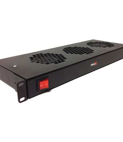 1U 2-3way 1U fan tray