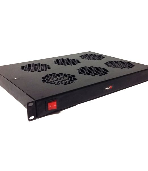1U 4-6way fan tray